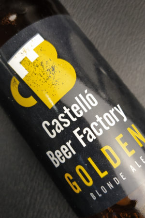 Cerveza Castello Beer Golden Ale