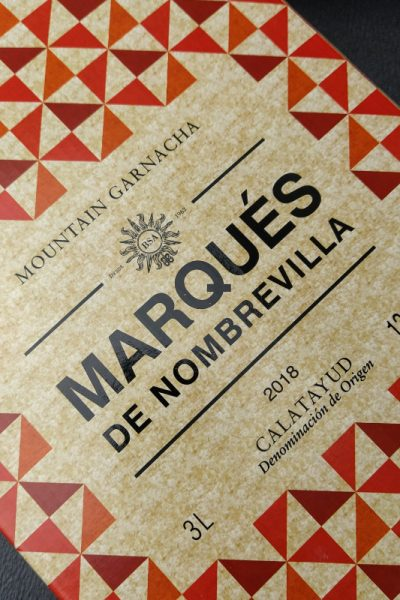 Marqués de Nombrevilla Bag in box