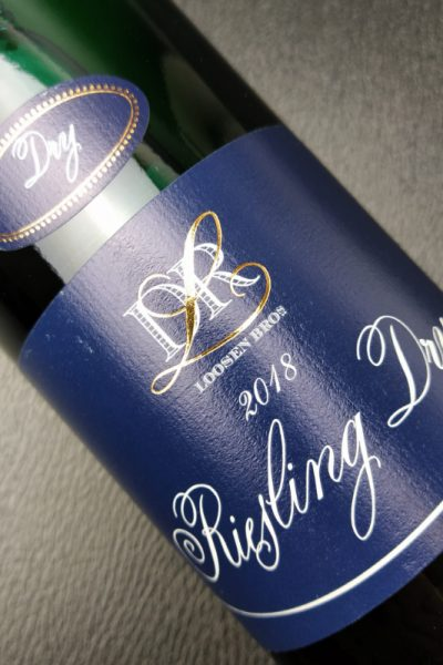DR Loosen Riesling dry